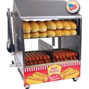 Hot Dog -kone vuokraus