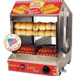 Hot Dog -kone takaa